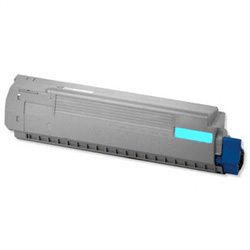 Okidata 44059111 Compatible Cyan Toner Cartridge