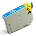 Epson T127220 Remanufactured Cyan Ink Cartridge