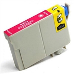 Epson T127320 Remanufactured Magenta Ink Cartridge