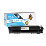 HP CF502A (HP 202A) Yellow Compatible Toner Cartridge
