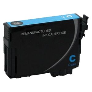 Epson T220XL220 Remanufactured High Yield Cyan Ink Cartridge
