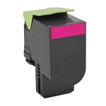 Lexmark 80C1HM0, 801HM High Yield Compatible Toner- Magenta