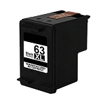 HP F6U64AN (HP 63XL) Compatible High Yield Black Ink Cartridge