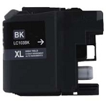 Brother LC105BK Compatible Yellow Ink Cartridge