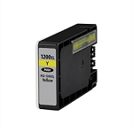 Canon PGI-1200XLY Compatible High Yield Yellow Ink Cartridge
