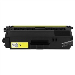 Brother TN336 Compatible Yellow Toner Cart Yellow