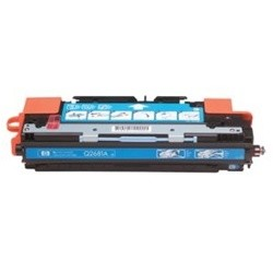 HP Q2681A Compatible Cyan Toner Cartridge Cyan