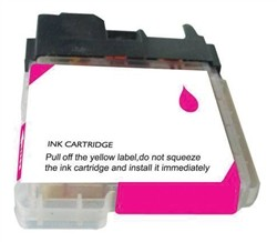 Brother Compatible Ink Cart LC61M Magenta