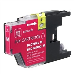 Brother Compatible Ink Cart LC75M Magenta