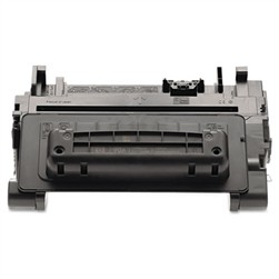 HP CE390A Compatible Black MICR Toner Cartridge Black