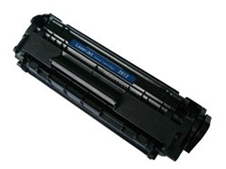 HP Q2612A Compatible Black MICR Toner Cartridge Black
