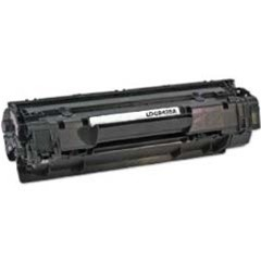 HP CB435A Compatible Black Toner Cartridge Black