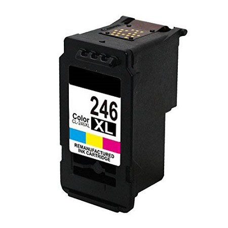 Canon CL-246XL Reman High Yield Color Ink Cartridge
