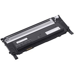 DELL 1230/1235 COMPATIBLE TONER--BLACK Black