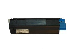 Okidata 42127404 Compatible High Yield Black Toner Cartridge
