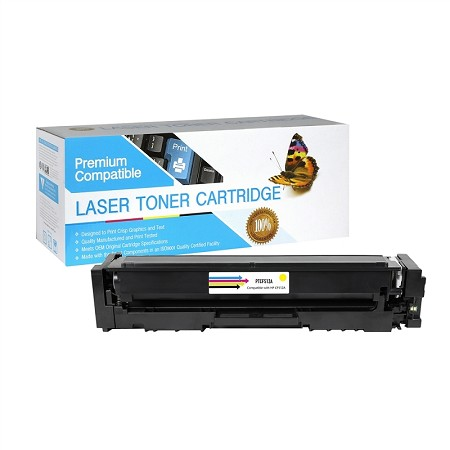 HP 512X (204A) Compatible Yellow Toner